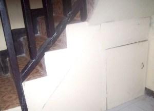 gudang bawah tangga